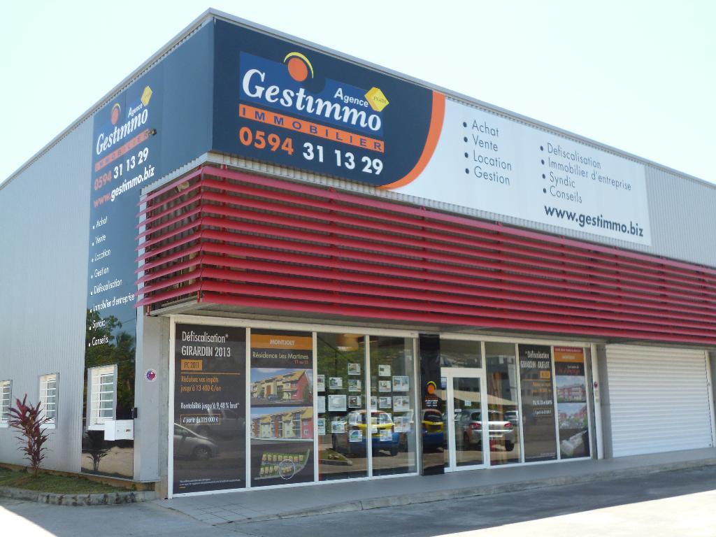 Agence immobilière Guyane - Gestimmo